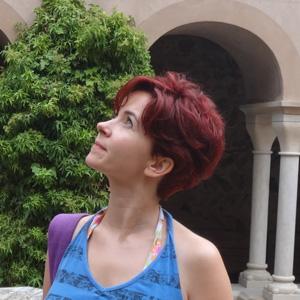 Ana Mendoza portrait