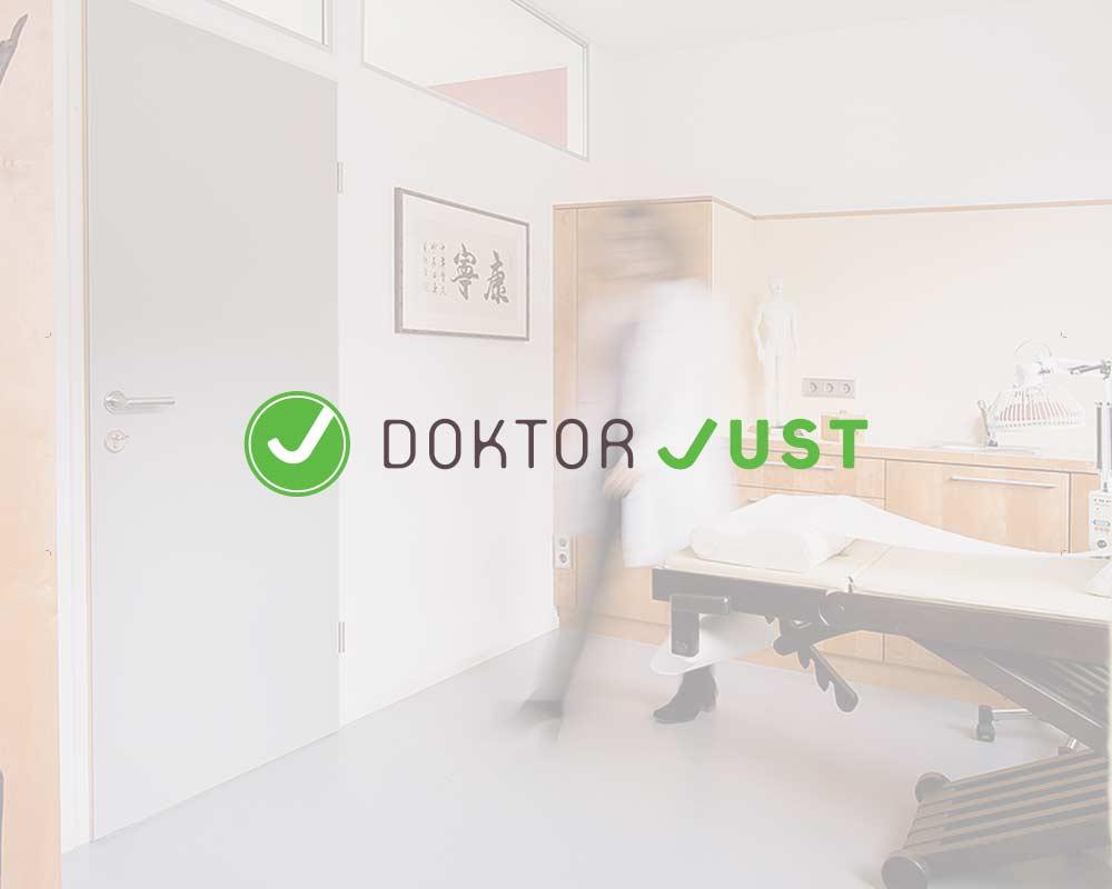 doktor just logo