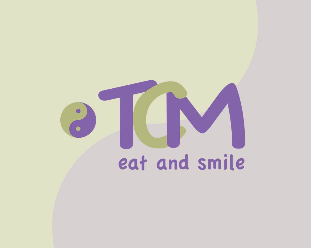 TCM eat and smile logo
