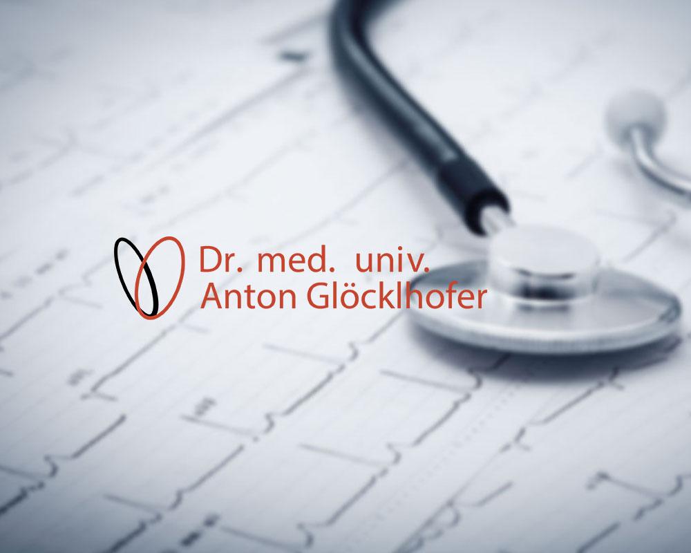 Dr. med. univ. Anton Glöcklhofer Logo