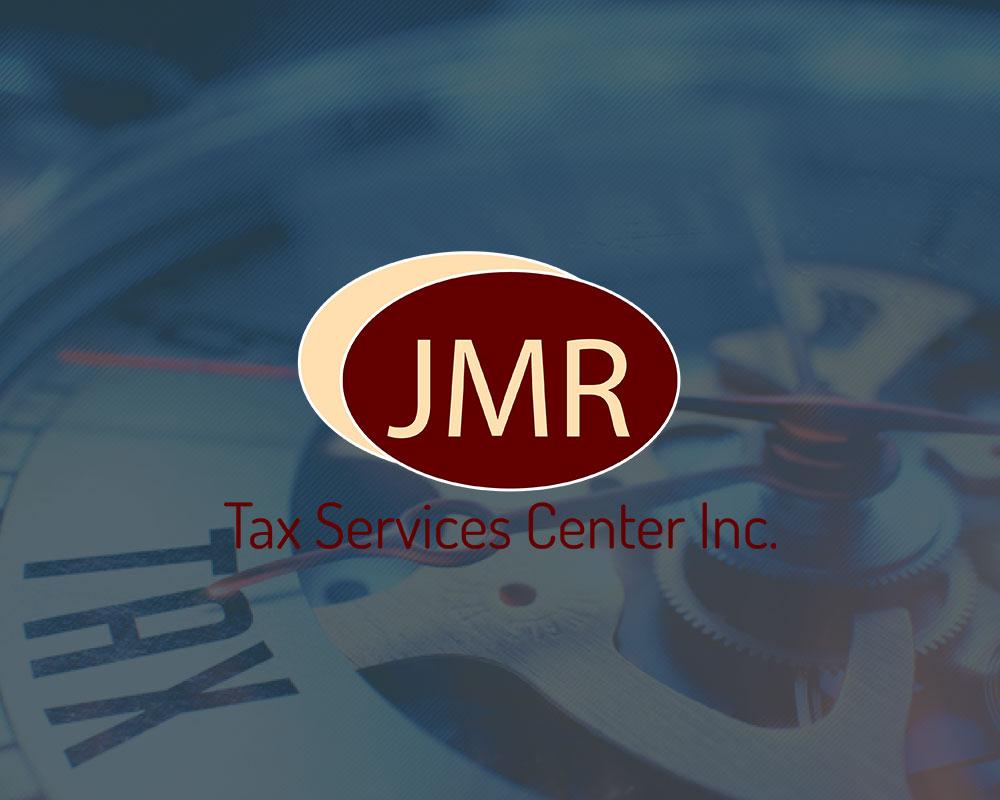 JMR Tax Services Center logo