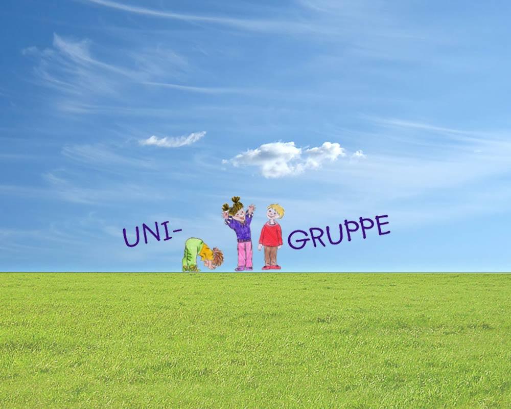 Uni-Kindergruppe logo