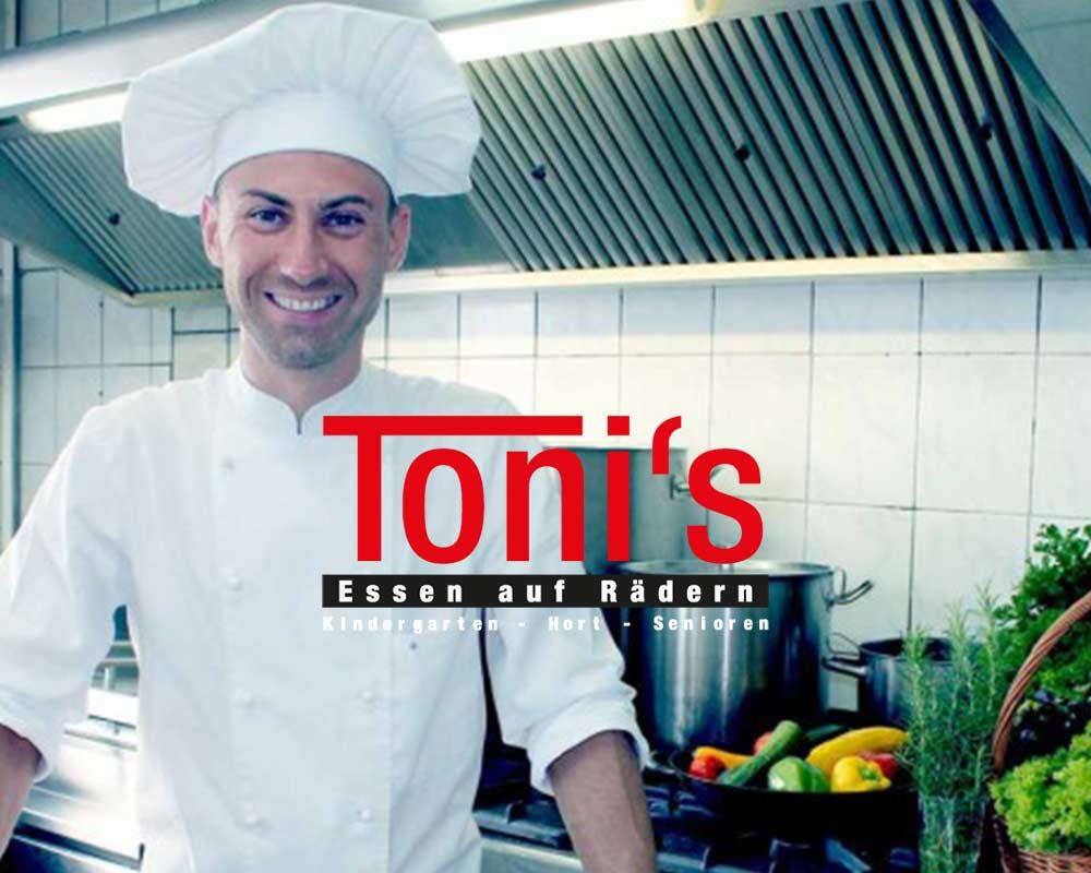 Toni ́s - Essen auf Rädern