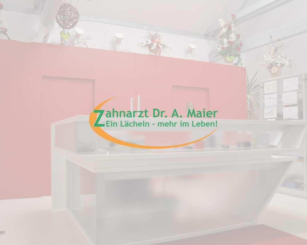 Zahnarzt Dr. A. Maier logo
